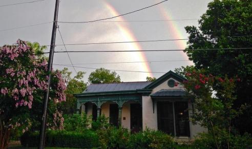 DBL RAINBOW at Pereida
