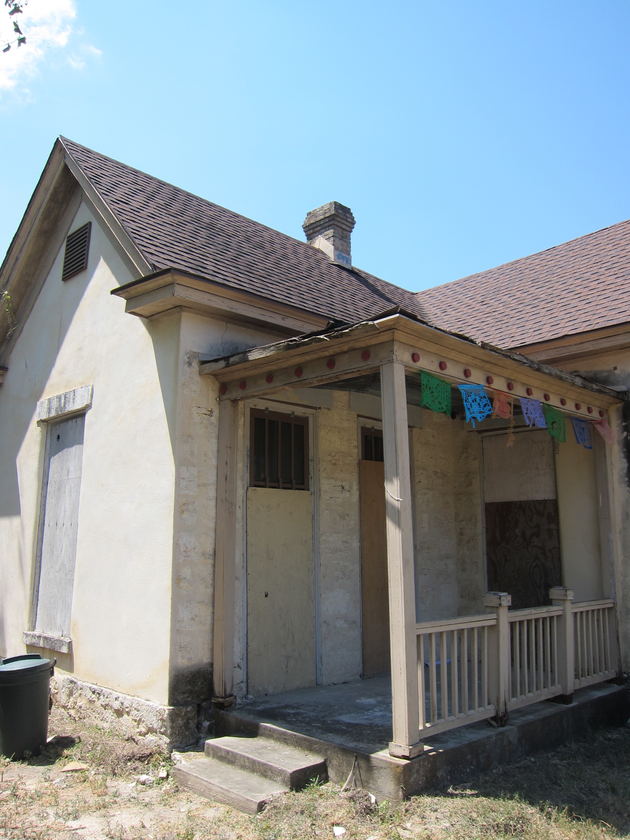 historic rehab | crockett street house